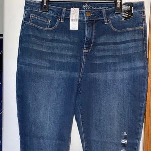 NY & Company high waisted skinny jeans new with tags and high waisted jeggings